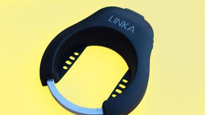 Linka: Fahrradschloss mit Bluetooth und Alarm im Test