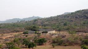 Wielkie Zimbabwe - tajemnicze ruiny