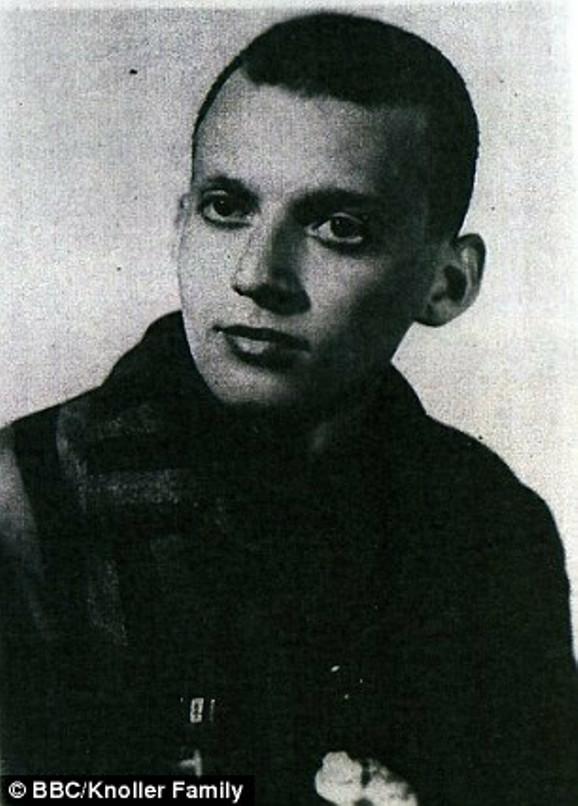 Fredi Knoler (Porodična fotografija)