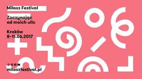 Oto goście 6. Festiwalu Miłosza w Krakowie