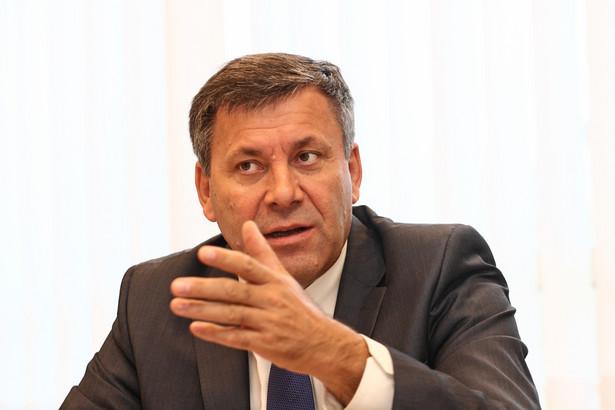 Wicepremier podkreślił, że kluczem do polepszenia kondycji kopalń jest zwiększenie ich efektywności