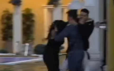 JAVNOST OSULA PALJBU I TRAŽI KAZNU ZA DAVIDA: Nasrnuo na Aleksandru i čupao je za kosu! (VIDEO)