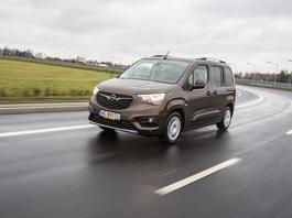 Opel Combo Life - auto w stylu vana | TEST