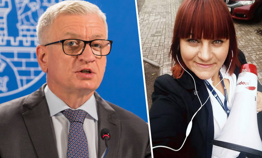 Jacek Jaśkowiak ostro o Justynie Sosze.