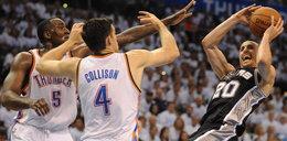 Spurs zagrają w finale NBA
