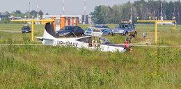 Dramatyczne lądowanie po Rzeszowem. Są ranni!