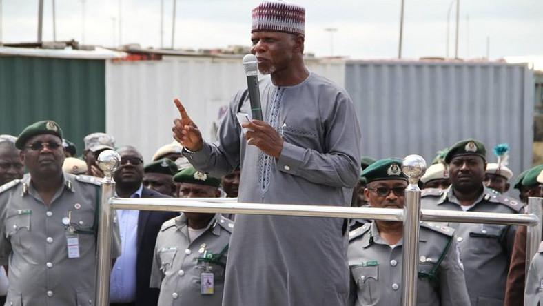 Image result for Deputy Comptroller of Customs in Kwara, Alhaji Umar Abu