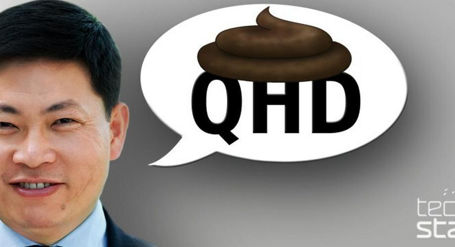 Huawei-Devices-CEO: QHD-Displays sind Schwachsinn