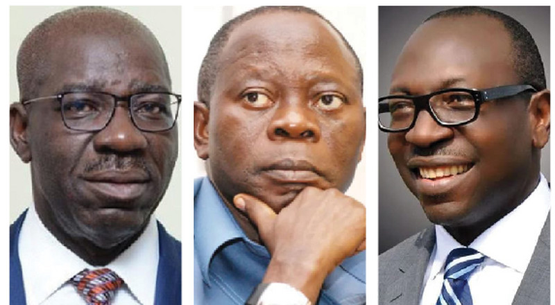 All the times PDP and APC have attacked each other before Edo election