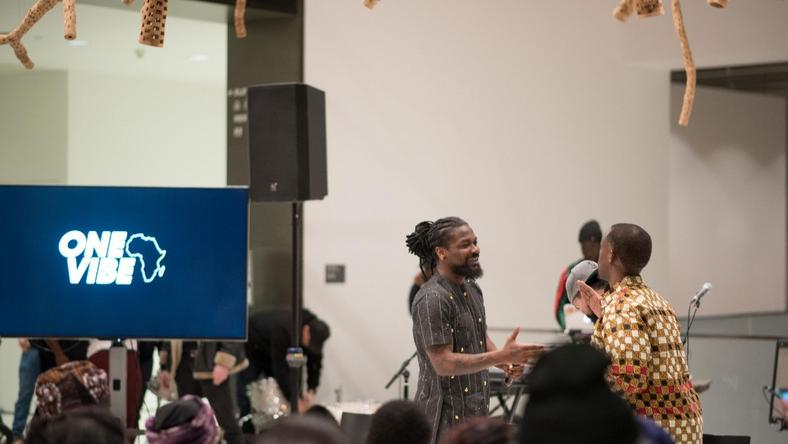 "Samini's ""UNTAMED"" album launch in USA attracts over 700 fans"