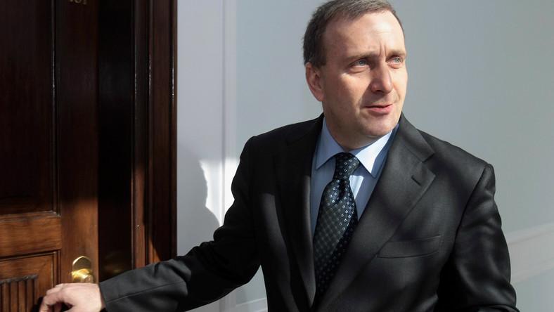 Grzegorz Schetyna marszałkiem Sejmu
