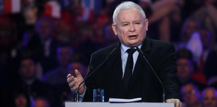 Co Kaczyński zeznał ws. Srebrnej?
