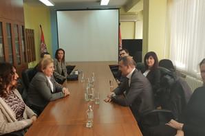 Zagorka Dolovac razgovarala sa Udruženjem sudija i tužilaca o stanju u pravosuđu