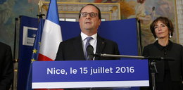 Prezydent Francji po zamachu: czeka nas długa walka