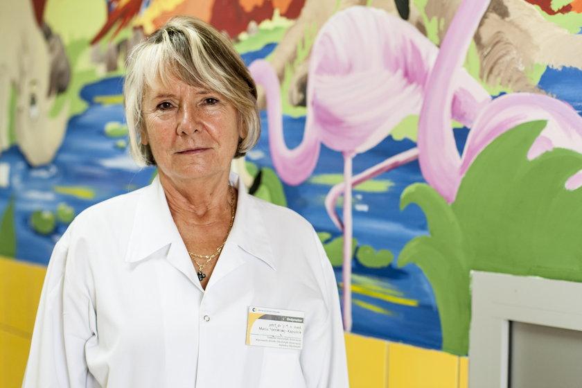Prof. Maria Formińska-Kapuścik