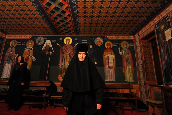 Mati Fevronija, igumanija Pećke patrijaršije