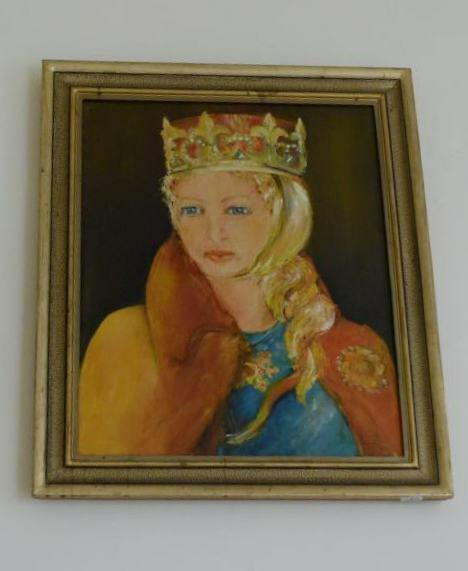 Ulryka, małżonka Joachima von Nostitz