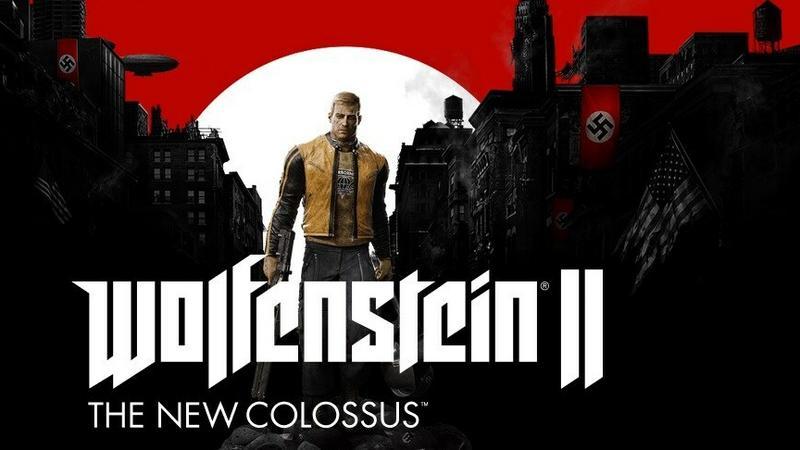 Wolfenstein II: The New Colossus - shake truskawkowy to najlepsza rzecz w USA?