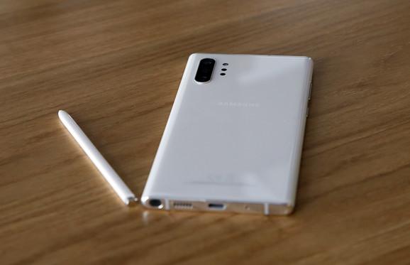 Galaxy Note 10 + ima impresivnu bateriju od 4.300 mAh