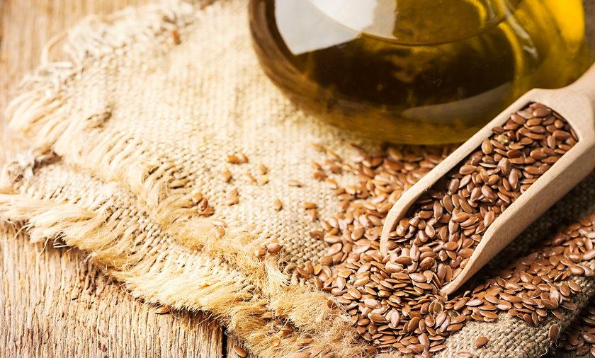 Olej lniany uważany jest za jeden z najzdrowszych olejów na świecie