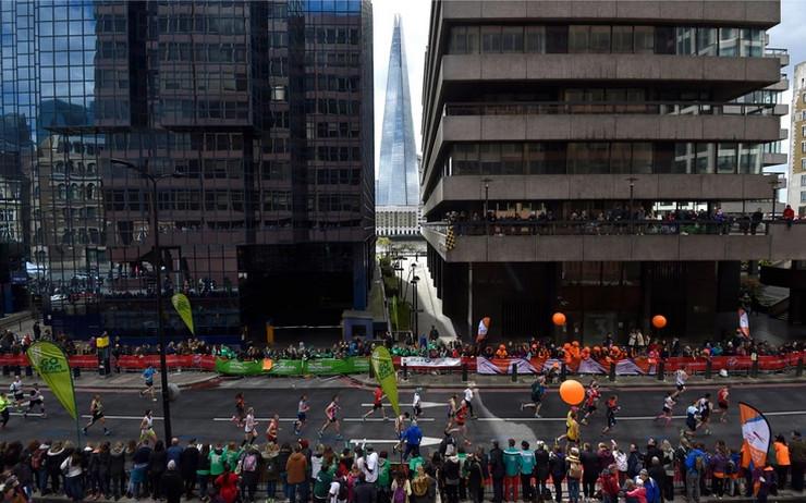 London, maraton