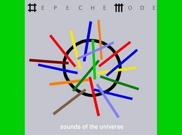 """Okładka płyty Depeche Mode """"Sounds of the Universe"""""""