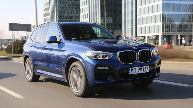 BMW X3 xDrive 20d - moc to nie wszystko