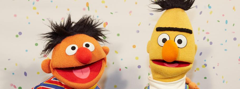 'Sesame Street' Marks 40th Anniversary in Germany