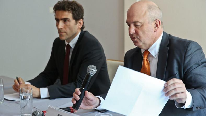 Komisarz Praw Człowieka Rady Europy Nils Muiznieks zaprezentował raport podsumowujący jego wizytę w Polsce w lutym