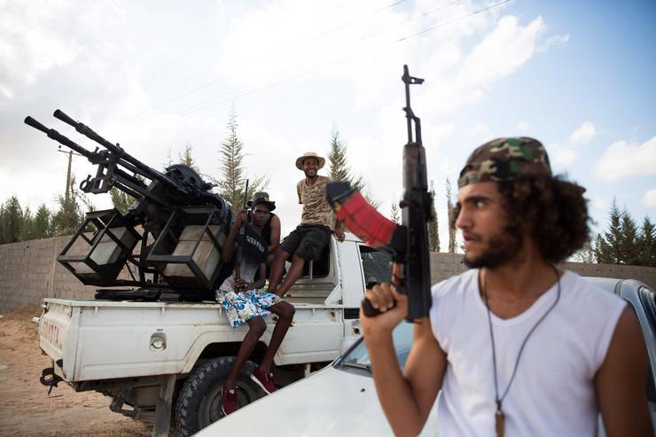 Libija GNA