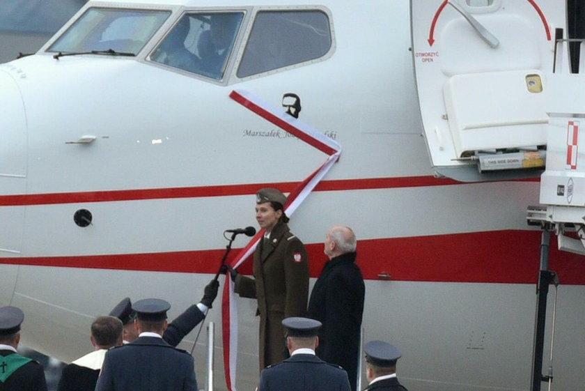 Rządowy Boeing od ponad roku nie przewiózł ani jednego pasażera