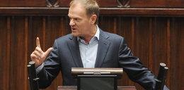 Wykrzyczeli premiera w Sejmie