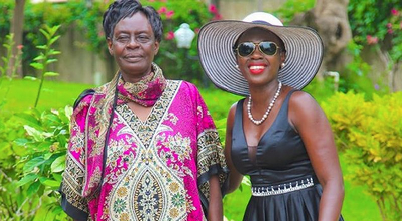 Akothee celebrates as her mother lands lucrative government job [Video]
