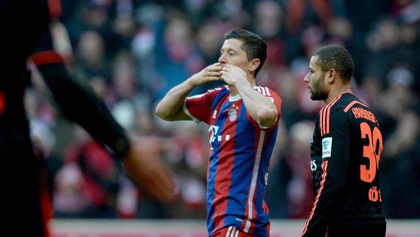 Lewandowski zastąpi Ronaldo?!