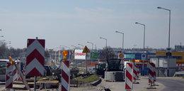 Utrudnienia na Opolskiej