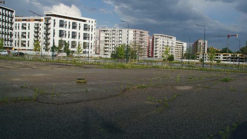 W tym miejscu ma powstać park