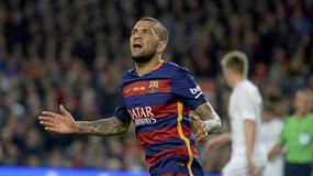Czy Barcelona tęskni za Danim Alvesem?