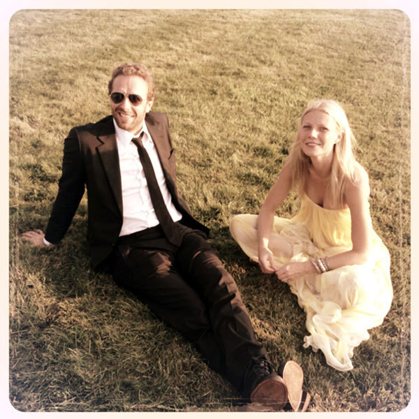 Chris Martin i Gwyneth Paltrow