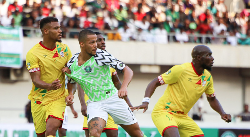 Nigeria 2 Vs 1 Benin Republic: Super Eagles players' rating in AFCON 2021 qualifier