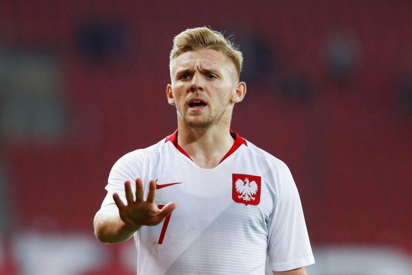 To spotkanie będzie także okazją do debiutu Jóźwiaka. Młody lechita najpierw zagra o punkty z reprezentacją U-21 przeciwko Bułgarii