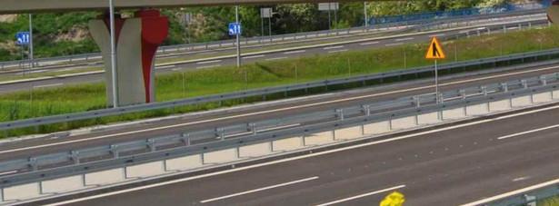 Plany budowy 85 km autostrady od granicy do Lwowa były ambitne.