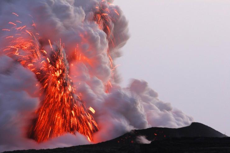 vulkan havaji kilauea