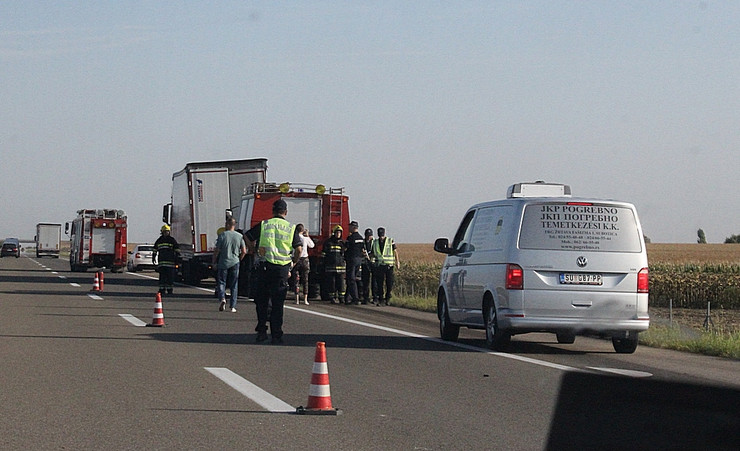 uvidjaj nesreca auto put kod zednika 020919 RAS foto Biljana Vuckovic 015