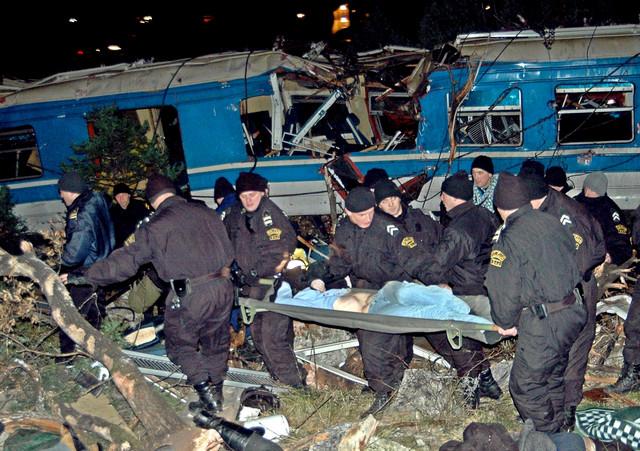 Nesreća u Biočama 2006. godine