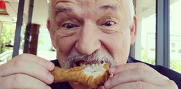 """Korwin Mikke twierdzi, że chudnie. Nie uwierzysz, co jest jego """"dietą"""""""