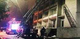 Pożar szpitala covidowego na Ukrainie. Nie żyją 4 osoby