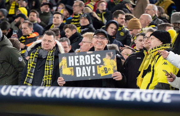 Navijači Borusije Dortmund
