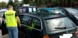 Potrącił policjanta kradzionym autem
