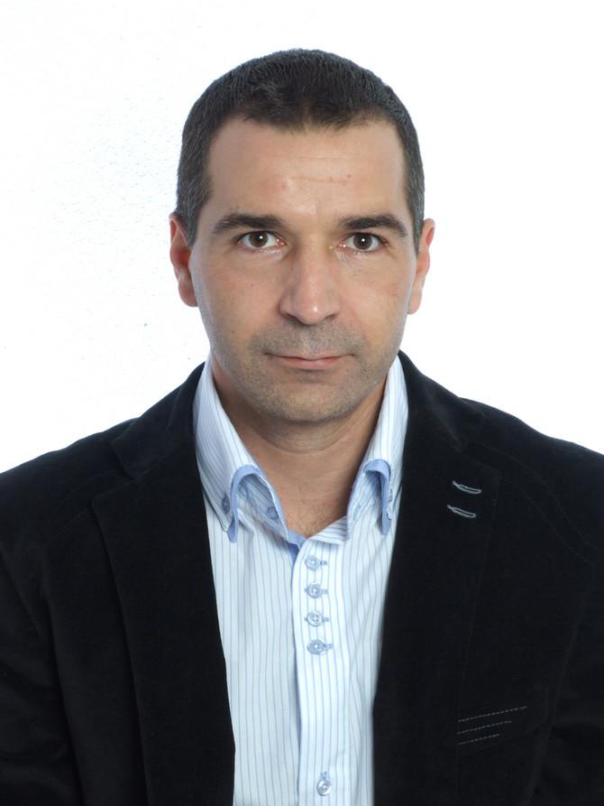 """Dr Velibor Jolić, specijalista neurologije u Specijalnoj bolnici za cerebrovaskularne bolesti """"Sveti Sava"""""""