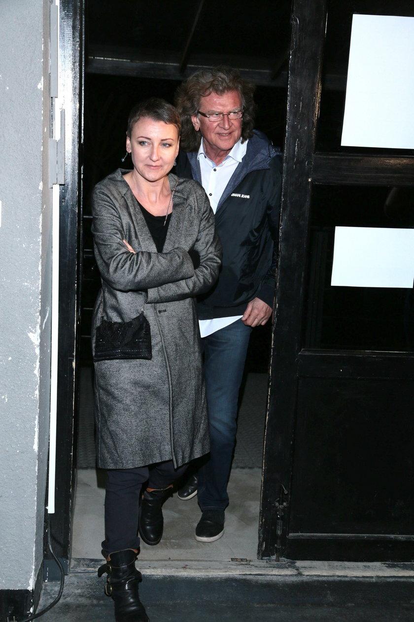 Katarzyna Wodecka-Stubbs z tatą